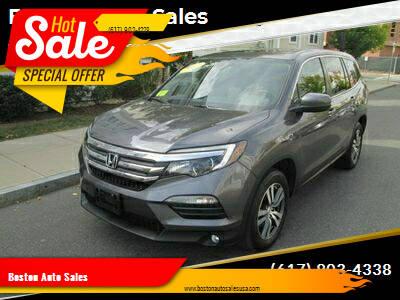 2017 Honda Pilot for sale at Boston Auto Sales in Brighton MA