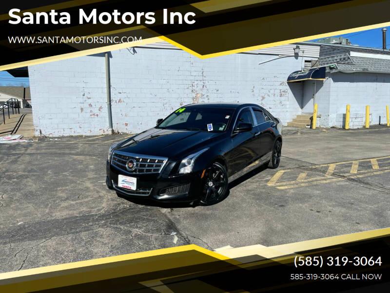 2014 Cadillac ATS for sale at Santa Motors Inc in Rochester NY