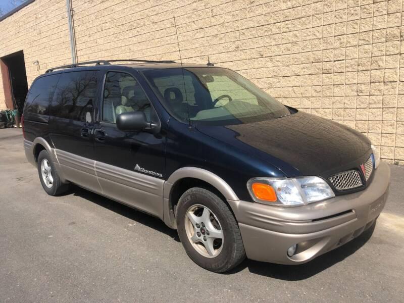 2002 Pontiac Montana MontanaVision