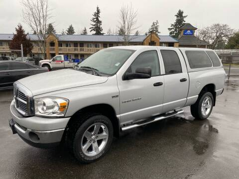 2007 Dodge Ram Pickup 1500 for sale at Vista Auto Sales in Lakewood WA