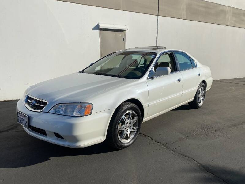 2001 Acura TL for sale at 3D Auto Sales in Rocklin CA
