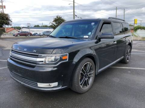 2013 Ford Flex for sale at Diana Rico LLC in Dalton GA