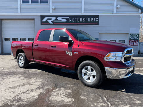 2020 RAM Ram Pickup 1500 Classic for sale at RS Motorsports, Inc. in Canandaigua NY
