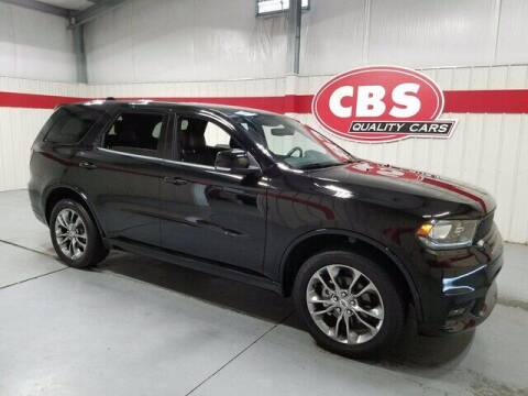 2019 Dodge Durango for sale at CBS Quality Cars in Durham NC
