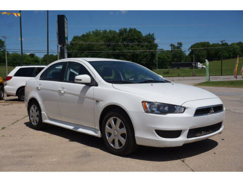 2015 Mitsubishi Lancer for sale at Sand Springs Auto Source in Sand Springs OK