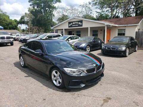 2014 BMW 4 Series for sale at QLD AUTO INC in Tampa FL