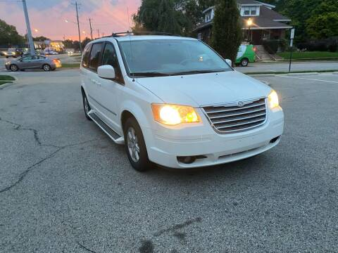 2010 Chrysler Town and Country for sale at CARLUX in Fortville IN