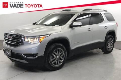 2019 GMC Acadia for sale at Stephen Wade Pre-Owned Supercenter in Saint George UT