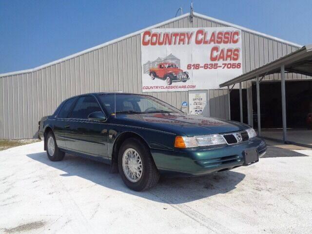 1995 Mercury Cougar for sale in Staunton, IL