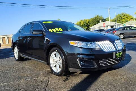 2009 Lincoln MKS for sale at Island Auto in Grand Island NE