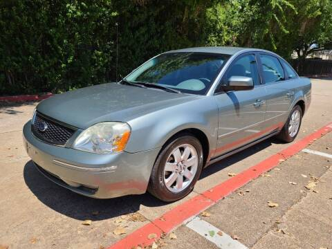 2005 Ford Five Hundred for sale at DFW Autohaus in Dallas TX