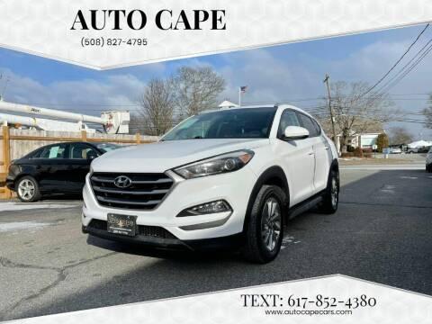 2017 Hyundai Tucson for sale at Auto Cape in Hyannis MA