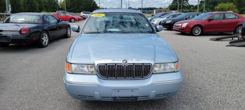 2002 Mercury Grand Marquis for sale at Kelly & Kelly Supermarket of Cars in Fayetteville NC