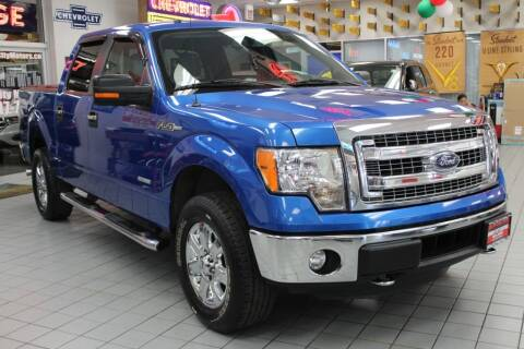 2014 Ford F-150 for sale at Windy City Motors in Chicago IL