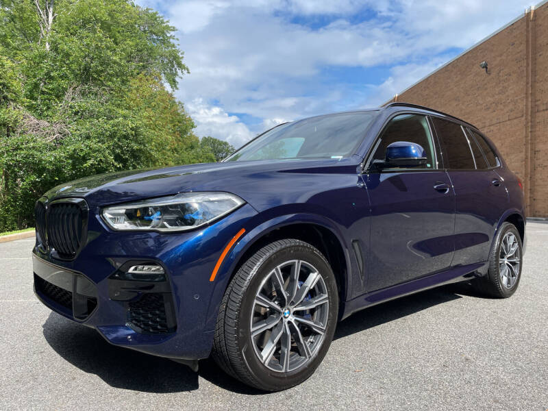 2020 BMW X5 for sale at Vantage Auto Wholesale in Moonachie NJ