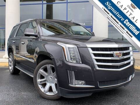 2016 Cadillac Escalade for sale at Capital Cadillac of Atlanta in Smyrna GA