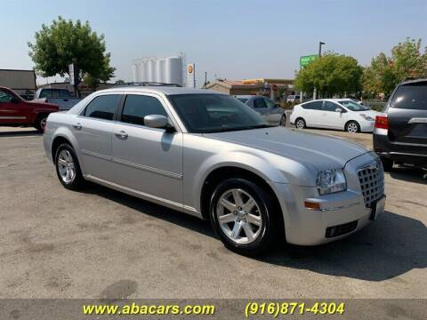 2007 Chrysler 300 for sale at About New Auto Sales in Lincoln CA