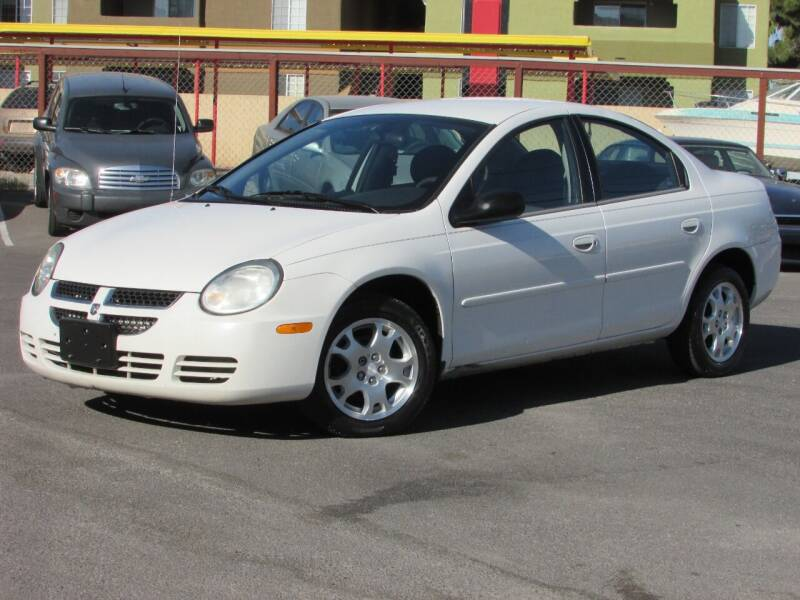 2005 Dodge Neon for sale at Best Auto Buy in Las Vegas NV