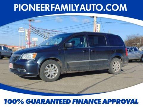 2014 Chrysler Town and Country for sale at Pioneer Family auto in Marietta OH