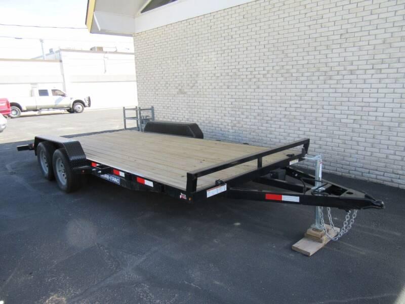 2020 Sure-Trac 7x18 car Hauler for sale at Standard Auto Sales in Billings MT