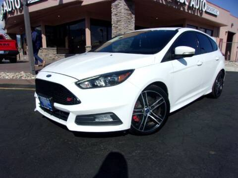 2018 Ford Focus for sale at Lakeside Auto Brokers in Colorado Springs CO