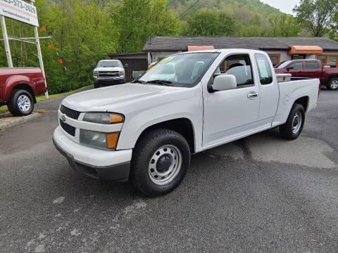 2010 Chevrolet Colorado for sale at Kerwin's Volunteer Motors in Bristol TN