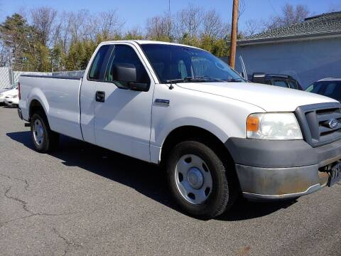2008 Ford F-150 for sale at Motor Pool Operations in Hainesport NJ