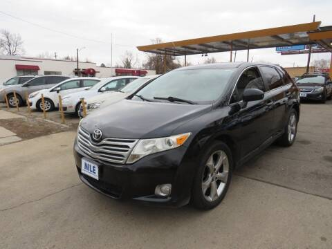 2009 Toyota Venza for sale at Nile Auto Sales in Denver CO