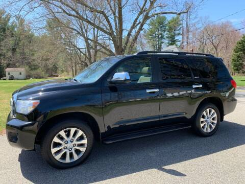 2010 Toyota Sequoia for sale at 41 Liberty Auto in Kingston MA