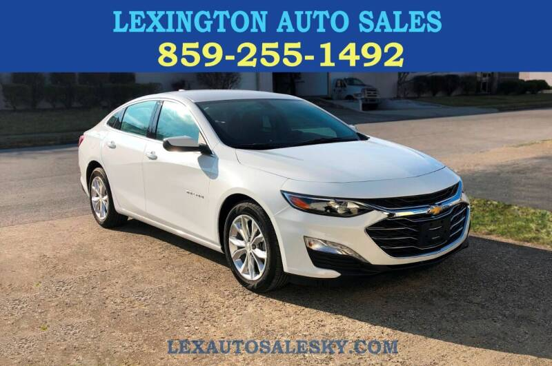 2020 Chevrolet Malibu Limited for sale in Lexington, KY