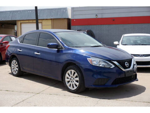 2018 Nissan Sentra for sale at Sand Springs Auto Source in Sand Springs OK