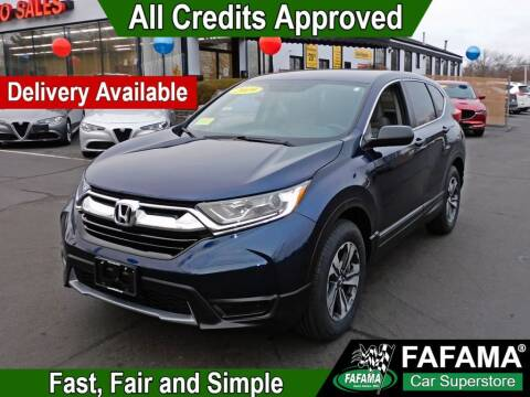 2019 Honda CR-V for sale at FAFAMA AUTO SALES Inc in Milford MA