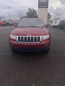 2012 Jeep Grand Cherokee for sale at JOE BULLARD USED CARS in Mobile AL