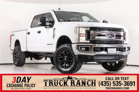 2019 Ford F-250 Super Duty for sale at Truck Ranch in Logan UT
