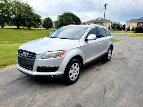 2007 Audi Q7 for sale at United Auto LLC in Fort Mill SC