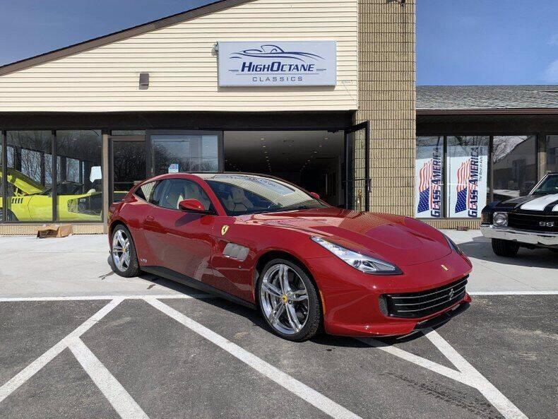 2018 Ferrari GTC4Lusso for sale in Auburn, MA