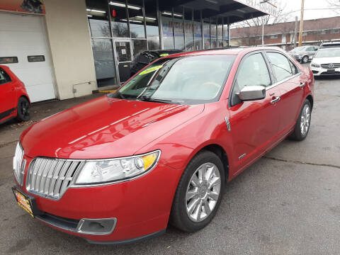 2012 Lincoln MKZ Hybrid for sale at EL SOL AUTO MART in Franklin Park IL