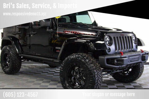 2019 Jeep Wrangler for sale at Bri's Sales, Service, & Imports in Long Beach CA