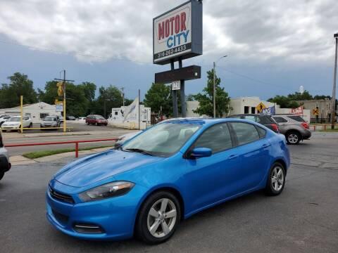 2015 Dodge Dart for sale at Motor City Sales in Wichita KS