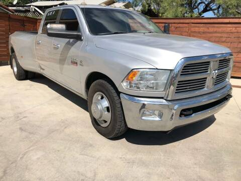 2011 RAM Ram Pickup 3500 for sale at Speedway Motors TX in Fort Worth TX