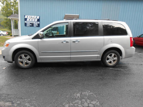 2010 Dodge Grand Caravan for sale at Keiter Kars in Trafford PA