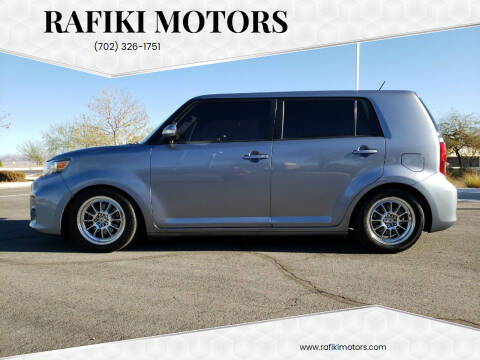 2011 Scion xB for sale at RAFIKI MOTORS in Henderson NV
