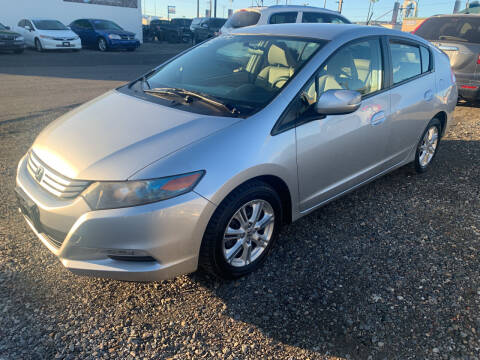 2010 Honda Insight for sale at Independent Auto Sales #2 in Spokane WA
