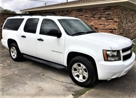 2009 Chevrolet Suburban for sale at Prime Autos in Vidor TX