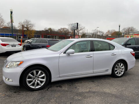 2008 Lexus LS 460 for sale at BWK of Columbia in Columbia SC