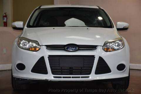 2013 Ford Focus for sale at Tampa Bay AutoNetwork in Tampa FL