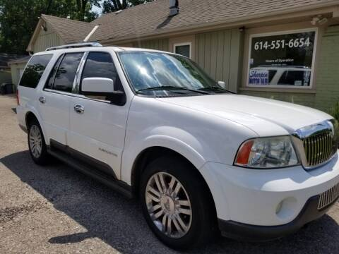 2003 Lincoln Navigator for sale at Sharpin Motor Sales in Columbus OH