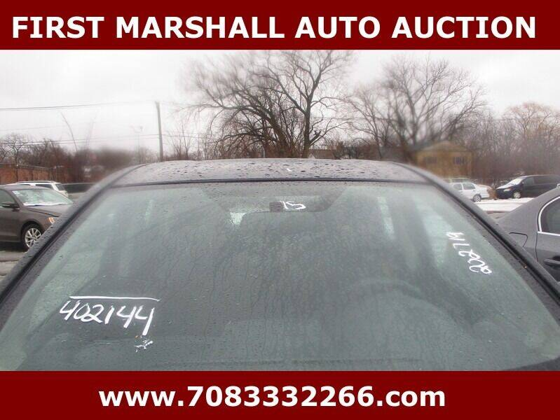 2015 Nissan Versa Note for sale at First Marshall Auto Auction in Harvey IL