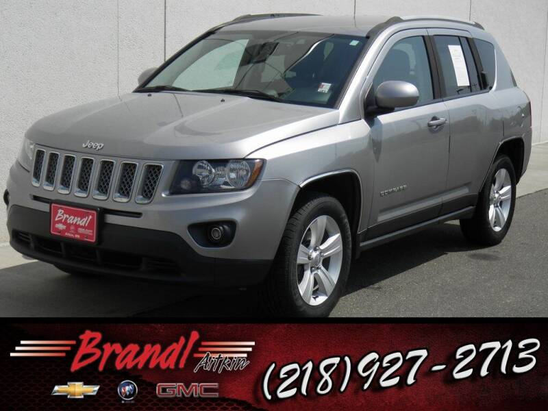 2016 Jeep Compass for sale at Brandl GM in Aitkin MN
