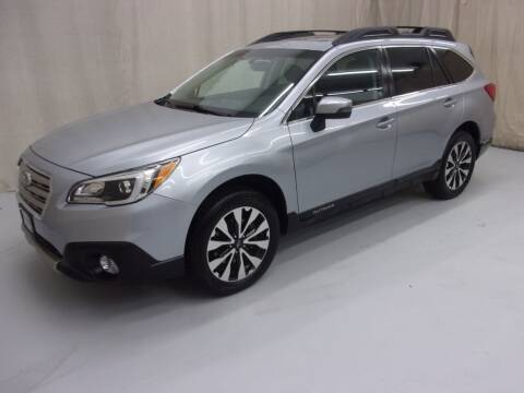2017 Subaru Outback for sale at Paquet Auto Sales in Madison OH